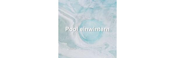 Pool einwintern