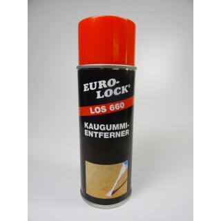 EURO-LOCK Kaugummi-Entferner LOS 660 400 ml