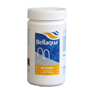 Bellaqua pH-Senker, pH-Minus für Ihr Schwimmbad