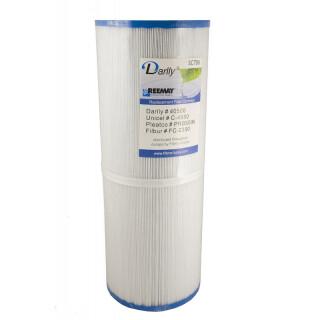 Darlly SC 706 Whirlpoolfilter, Kartusche Ersatztfiler