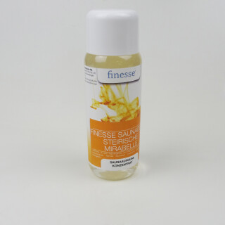 Finesse Saunaduft Steirische-Mirabelle 250 ml
