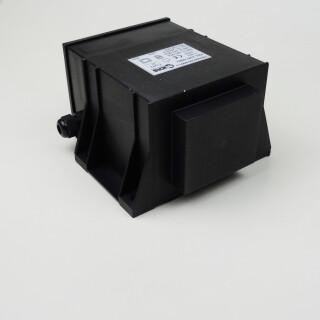 Sicherheitstransformator 600 VA ( 2 x 300 W)