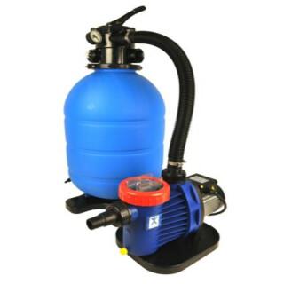 Sandfilteranlage TM Aqua Plus 6