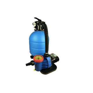 Filteranlage TC 400 mit Pumpe 80