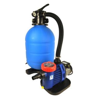 Sandfilterranlage Pro Aqua 400 i - Plus 55