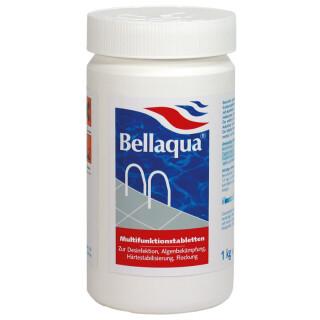 Bellaqua Multitabletten, Multifunktionstabletten für Ihr Schwimmbad 1 kg