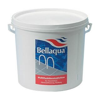 Bellaqua Multitabletten, Multifunktionstabletten für Ihr Schwimmbad 5 kg