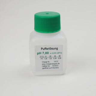Pufferlösung pH 7, grün, 50 ml