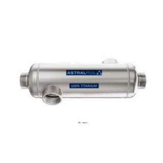 Wärmetauscher Titan 60 kW