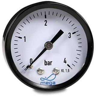 """Manometer 4 BAR 1/4"""""""