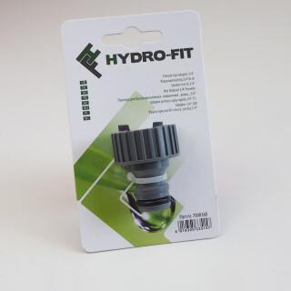 Hydro-Fit Hahnanschluss PVC-U